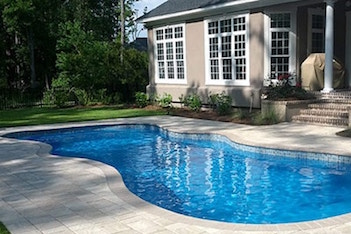 In-Ground Fiberglass Pool Installations Lexington KY