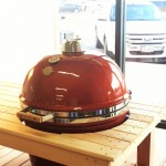 Burnt Orange Grill Dome