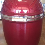 Maroon Grill Dome