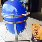 New Blue Tone Grill Dome