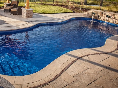 Fiberglass Swimming Pool Lexington KY