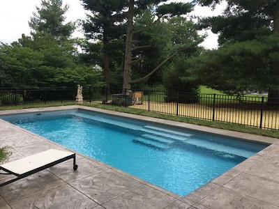 Fiberglass Pools Lexington KY